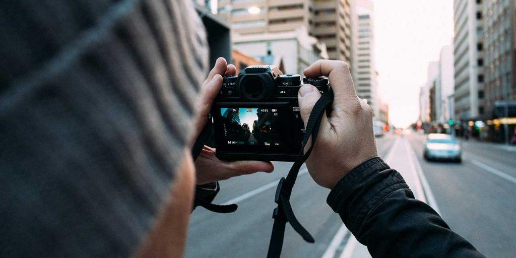Belajar Photography Di Sekolah Kursus Seni Photography