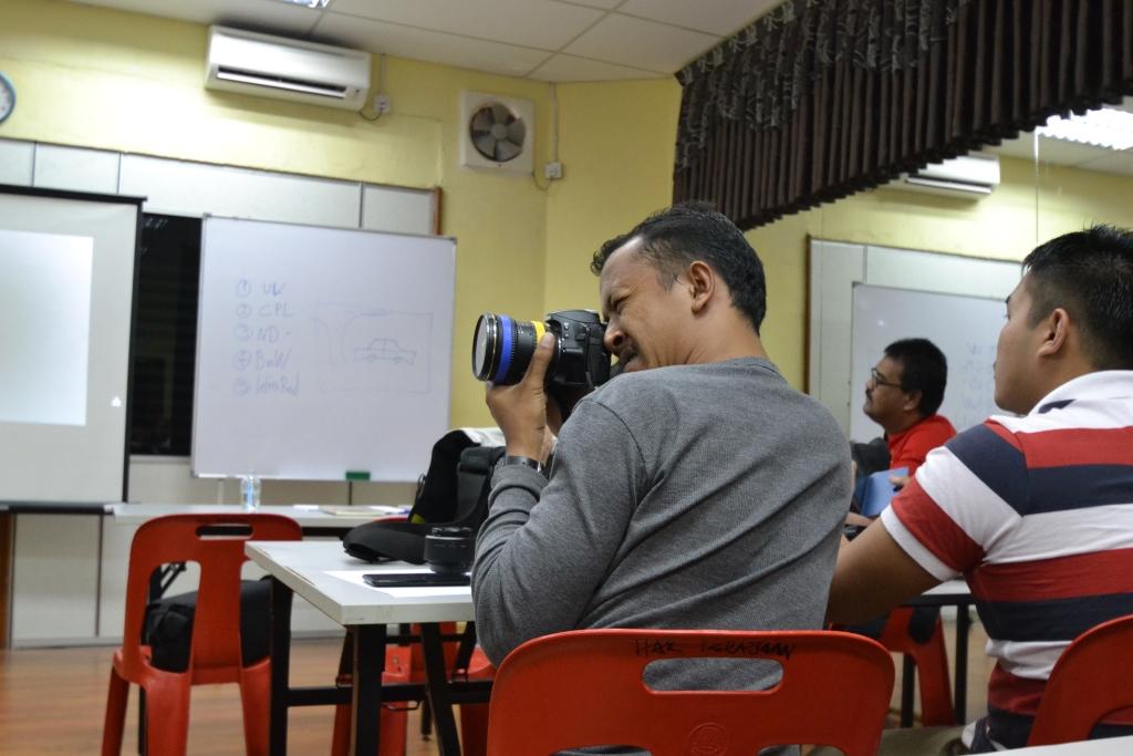 Memilih Sekolah Kursus Seni Photography
