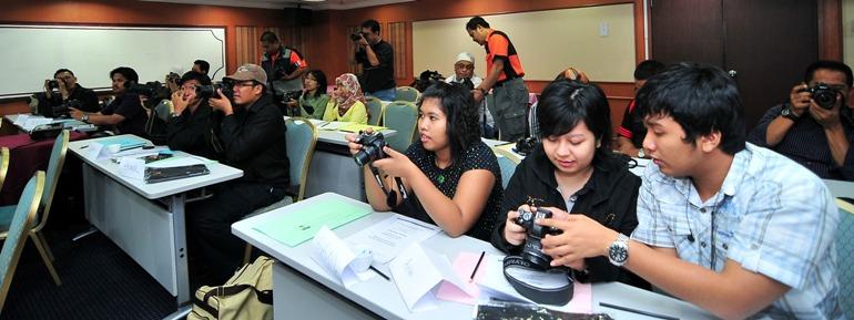 Tips Memilih Sekolah Kursus Seni Photography