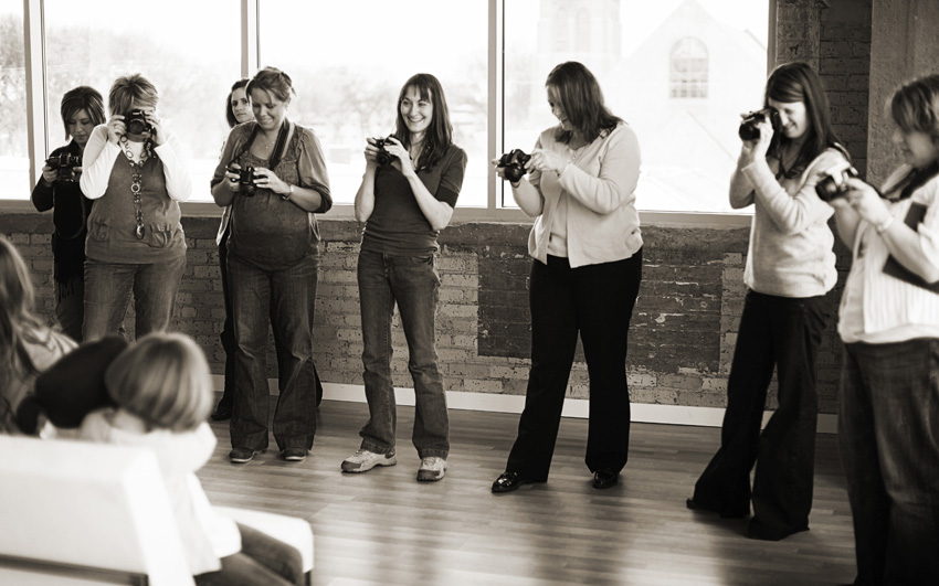 Cara Memilih Sekolah Kursus Seni Photography