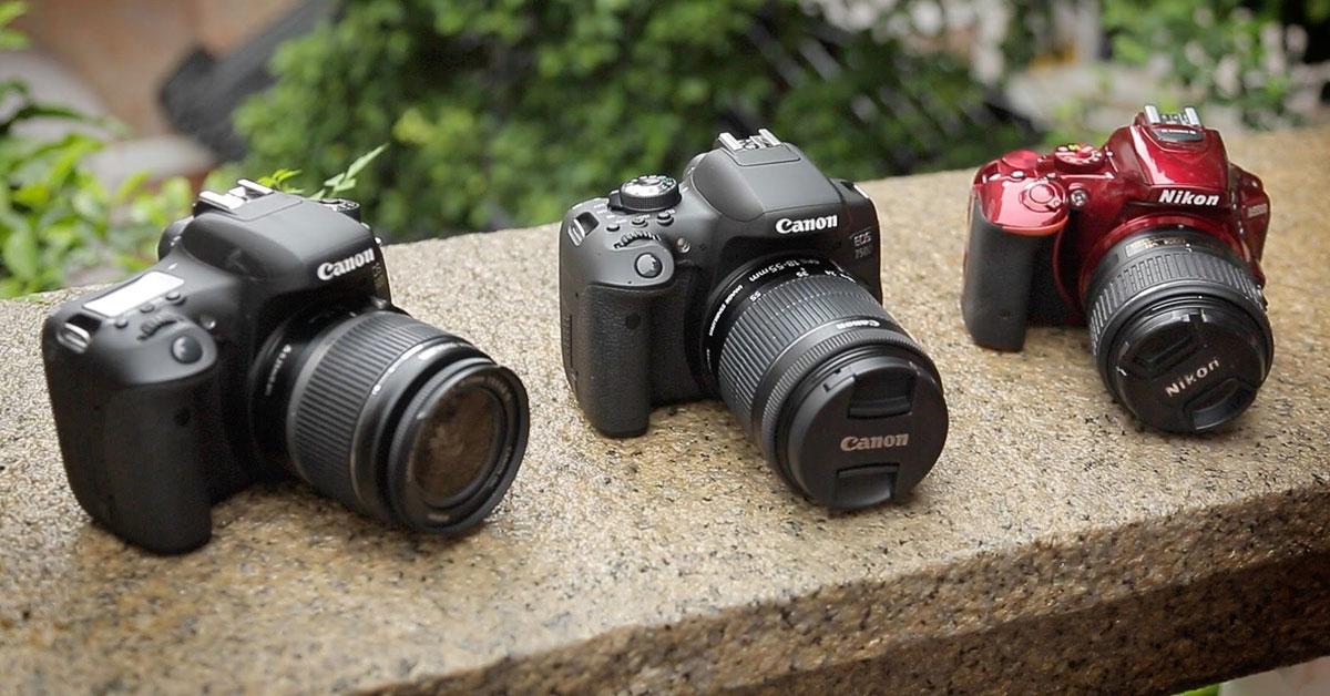 Bermacam-macam Kamera Yang Sering Dipakai Fotografer Profesional